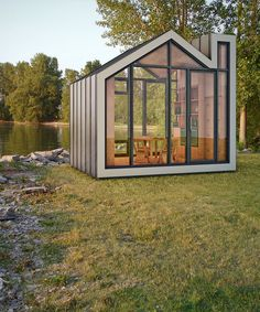 "prefab pods, the growing world of ""microarchitecture"" - Premier bunkie.co"
