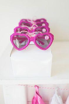 f49acf3162 Host a Fabulous Barbie Birthday Bash - Barbie Sunglasses Party Favors Barbie  Party Decorations