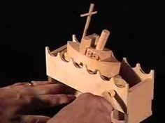 Mechanical Kits Tugboat - YouTube