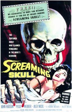 The Screaming Skull......1958