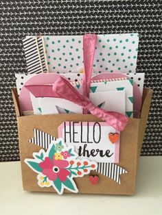Jouw Stampin'Up demonstrator Creations by Jolan: Cyber Monday Stampin'Up Oh happy day kit plus extra giftbox by Creations by Jolan