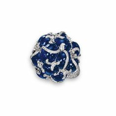 Sapphire and diamond ring, Michele della Valle | Lot | Sotheby's