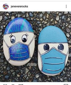 Rock Painting Patterns, Rock Painting Ideas Easy, Rock Painting Designs, Pebble Painting, Pebble Art, Stone Painting, Stone Crafts, Rock Crafts, Caillou Roche