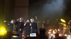 Take That (with Robbie Williams) - Back for Good (Live at the BRITs Icon Award London - 07/11/16)  Robbie Williams is joined onstage by Gary Barlow Howard Donald and Mark Owen of Take That as they perform for the first time in 6 years.