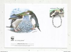 AAT First Day Covers, The Collector, Postage Stamps, Arctic, Stamps