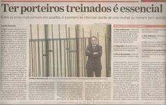 CURSO DE PORTEIRO PROFISSIONAL: TREINAMENTO DE PORTEIROS / BRADO ASSOCIADOS & TS