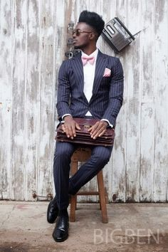 Nigerian Design Label BigBen Releases Its Spring/Summer 2013 Collection 'Dapper Men'   FashionGHANA.com (100% African Fashion)
