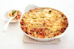 Kijk wat een lekker recept ik heb gevonden op Allerhande! Macaroni and cheese