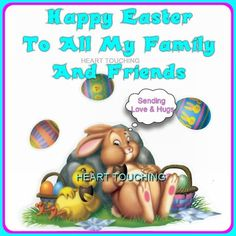 1015 best happy easter images on pinterest in 2018 easter happy easter to all my family and friends easter easter quotes easter images easter quote happy m4hsunfo