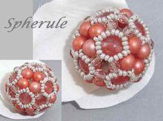 bluepearls Perlen: Spherule