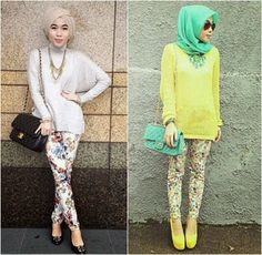 1000 Images About Baju Muslim Casual On Pinterest Hijabs Hijab Fashion And Hijab Styles