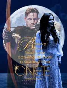Once Upon A Time Robin Hood and Regina