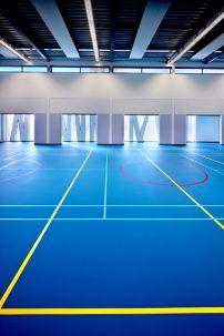 Schulkomplex von Bekkering Adams fertig / Frozen Forest - Architektur und Architekten - News / Meldungen / Nachrichten - BauNetz.de