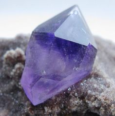 Amethyst. Ural Mountains. Russia