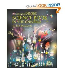 Most Explosive Science Book In The Universe By The Brainwaves: Amazon.ca: Claire Watts: Books