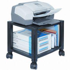 KANTEK INC.                                        Two-Shelf Mobile Printer Stand & Reviews | Wayfair