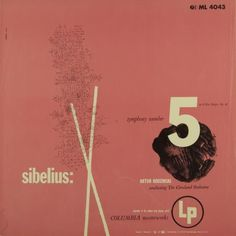 Image result for sibelius symphony number 2 record cover