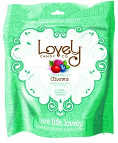 Lovely Candy Co. Superfruit Chews: Amazon.com: Grocery & Gourmet Food