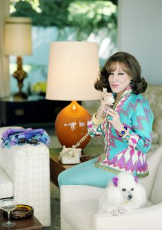 Bette Midler in Isn't She Great. I love Bette Midler and the 60's hair and clothing styles in this movie are awesome!