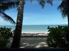 plage de Praslin à l'hôtel