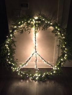 Peace wreaths
