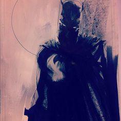Batman commission by Jock