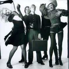 Candy darling, jed Johnson, Andy Warhol, Corey Tippin, Donna Jordan  1971 photo by Bill King