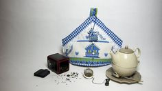Hey, I found this really awesome Etsy listing at https://www.etsy.com/il-en/listing/169601199/blue-country-teapot-cover-fabric-teapot