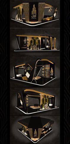 AWAN Booth Al Damam ( kingdom saudi Arabia ) 2017 on Behance Exhibition Stall Design, Showroom Design, Exhibition Display, Exhibition Space, Exhibit Design, Exhibition Stands, Kiosk Design, Display Design, Cafe Design