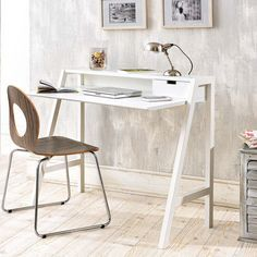 - Schreibtisch kiefernholz ...
