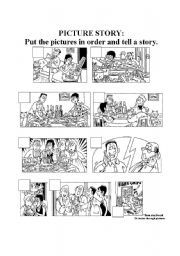picture stories esl - Google Search