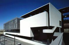 Malta Maritime Trade Centre Architecture Project
