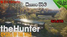 TheHunter Call of the Wild #41 - Nuevo DLC - Zona de tiro con rifle - Es...