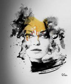 "Saatchi Art Artist Giuseppina Irene Groccia - GiGro; Photography, ""Simply Yellow"" #art"