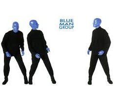 blu man