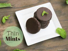 Homemade Thin Mint