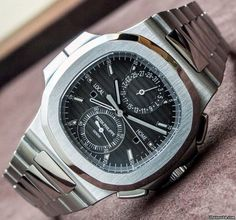 Patek Philippe [NEW][CAN NAME][DOUBLE SEALED] Nautilus 5990/1A-001 at HK$410,000.