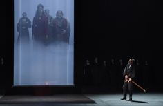 MACBETH - Roberto Frontali (Macbeth) | Photo : Vincent PONTET/WikiSpectacle