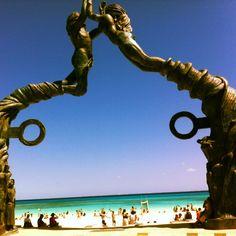 Playa del Carmen en Quintana Roo