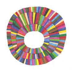 Cooler colour wheel