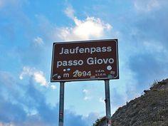 Jaufenpass (2094 m)