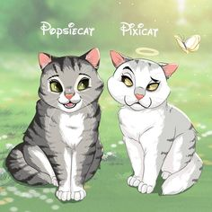 Cat Clipart, Clip Art, Cats, Fictional Characters, Gatos, Cat, Fantasy Characters, Kitty, Pictures