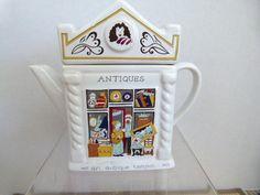 Wade Antiques Shop Teapot $25