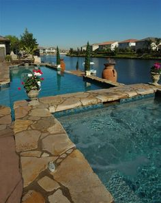 Custom Swimming Pools & Spa Sacramento, California (CA) - Geremia Pools