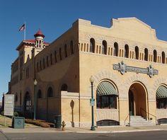Dr Pepper Museum in Waco, TX (taken from Flickr)