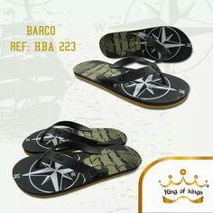 Sandalia de barco para tu estilo. King Of Kings, Flip Flops, Men, Colombia, Style, Beach Sandals, Guys, Slipper, Reef Flip Flops