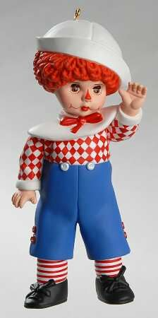 Hallmark Madame Alexander  Ornament - Mop Top Billy - 1999 -  [NEED IT]