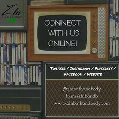 Connect with us!  #socialmedia #contactus #naturalskincarecompany #naturalskincare #sensitiveskincare #indiebusiness #sensitiveskin