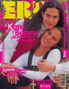 Benny Ibarra y Kate del Castillo