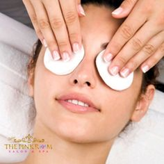 #BeautyTips: Place cotton balls dipped in milk on closed eyes for 20 mins to remove dark circles.